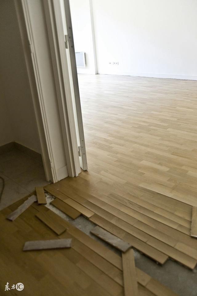 木地板踩上去總是「咯吱咯吱」響,裝修時注意這幾點就可以解決 - 每日頭條