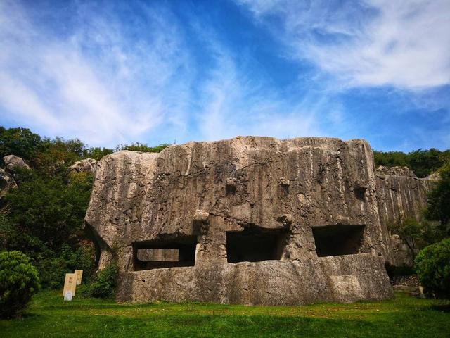 陽山碑材:古代最大爛尾工程中的曲折 - 每日頭條