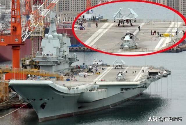 首艘國產航母第四次海試將近。美國人:中國未來或將擁有10艘航母 - 每日頭條