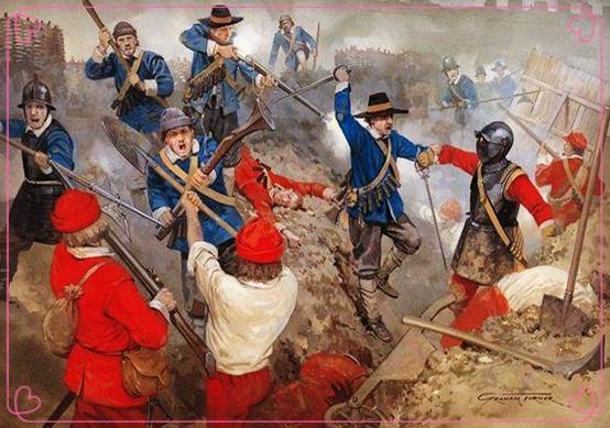 被送上斷頭臺的國王查理一世,罪名是對自己的人民發動戰爭 - 每日頭條