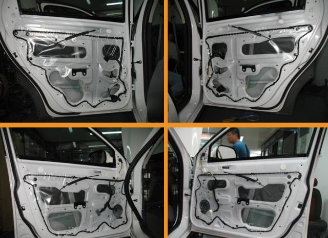 別傻了!你真以為買車的時候光聽關門聲就能辨別汽車的質量嗎? - 每日頭條