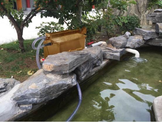 魚池過濾系統設計圖業內解析 - 每日頭條