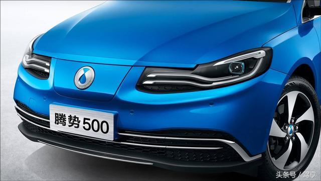 又一款國產續航500公里電動汽車:比亞迪做不到的。它輕鬆實現了 - 每日頭條