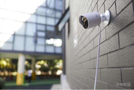 小蟻智能攝像機室外版評測:專業好用將成為室外監控「新爆品」! - 每日頭條