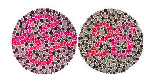 為你揭開紅綠色盲的面紗 - 每日頭條
