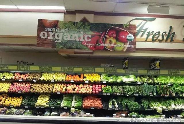 美國有機食品發展起源與現狀 - 每日頭條