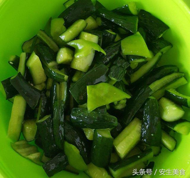 家常醃黃瓜鹹菜的做法。黃瓜怎麼醃新鮮又脆爽? - 每日頭條
