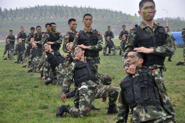 這是中國最具有震懾力八支的特種部隊,看看你最喜歡哪一支? - 每日頭條
