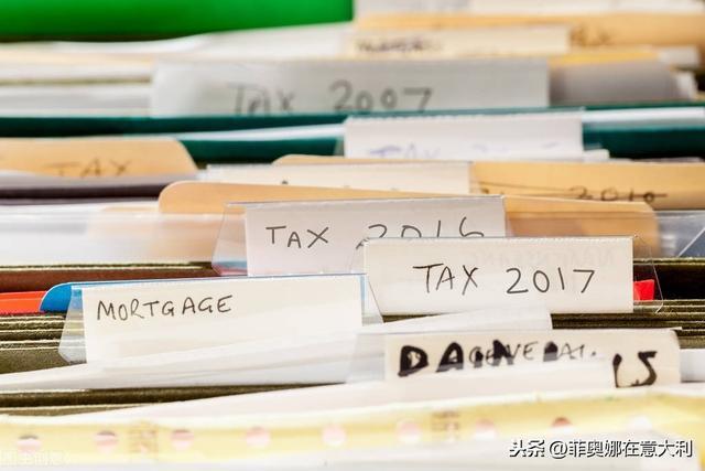 在義大利,結婚要收稅,失業要收稅,歐洲最複雜稅收國家 - 每日頭條