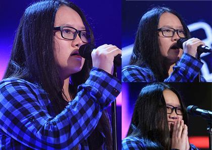 《中國好聲音》劉歡組學員今昔大對比,她整容成網紅臉 - 每日頭條