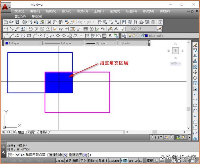 CAD怎麼填充圖案,看了你會發現其實很簡單! - 每日頭條
