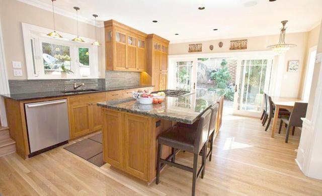 kitchen flooring trends art ideas 厨房铺什么地板好 9种常见的厨房地板任你选 每日头条 实木地板