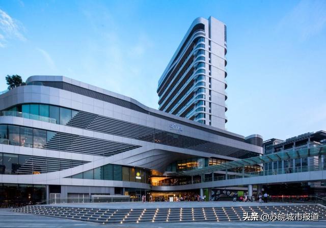 新加坡凱德集團大陸布局9個來福士廣場,其中一座是「超級建築」 - 每日頭條