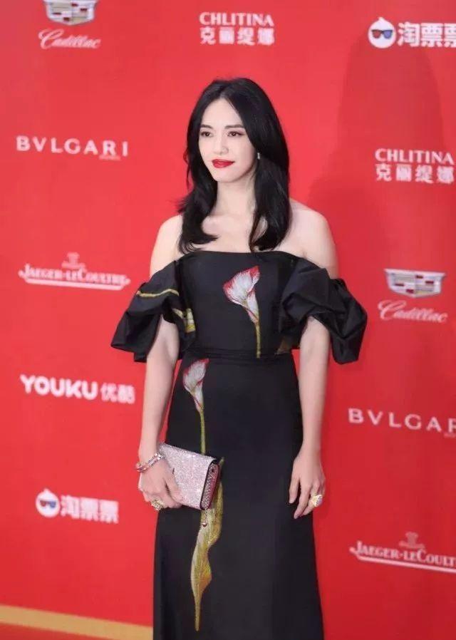 上海電影節紅毯 從明星到珠寶都是滿滿國際范兒! - 每日頭條