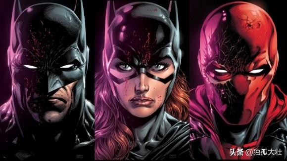 《蝙蝠俠:三個小丑》劇情前瞻,請不要覺得奇怪,第四位小丑可能也會出現? - 每日頭條