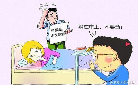 孕酮低的孕媽傷不起。請各位寶媽一定要謹慎 - 每日頭條