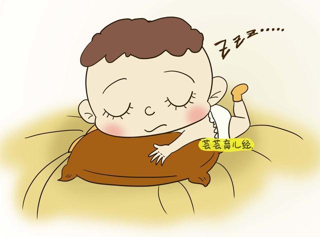 寶寶出現這一睡姿是生病信號,媽媽可別不當回事! - 每日頭條