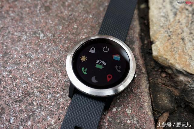 Garmin Vivoactive3評測:佳明終於出了一款支持觸屏的跑步手錶! - 每日頭條
