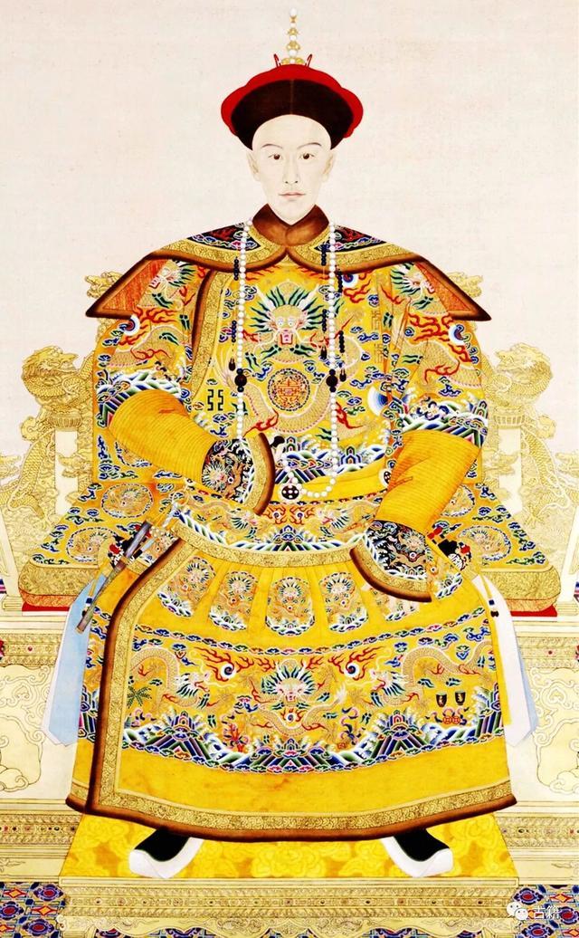 清朝歷代皇帝畫像 - 每日頭條