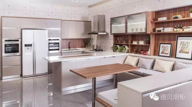 tall kitchen cabinets food storage 高櫃 廚房裏真正的 收納高手 每日頭條 高櫃堪稱廚房裏真正的 不但可以作為儲物櫃 存放杯盤碗碟 干雜茶飲等各式物品 還可容納微波爐 烤箱 冰箱等電器 非常受消費者喜歡