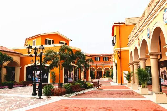 爽!華南首座佛羅倫斯小鎮今日開業—廣州到這只需20分鐘 - 每日頭條