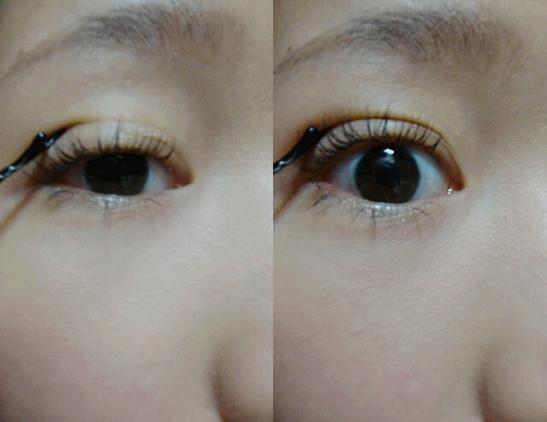 內雙的人怎麼貼雙眼皮貼。貼完怎麼畫眼線好看自然 - 每日頭條