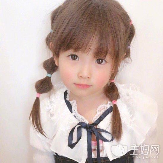 2017兒童髮型精選款 萌呆甜美女寶寶髮型 - 每日頭條