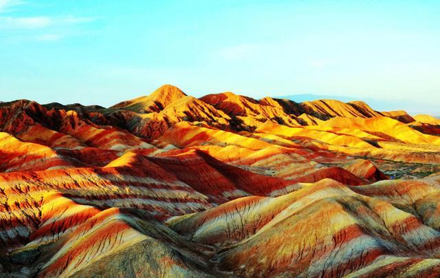 中國最美丹霞地貌 中國最美的七大丹霞地貌盤點 - 每日頭條
