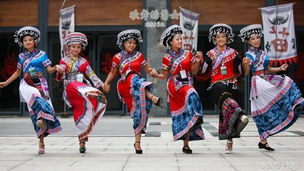 蚩尤後裔在中國有哪些民族。並不都是苗族 - 每日頭條