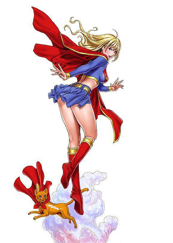 如果美漫英雄變成日漫畫風會是怎樣?來看看你們喜歡哪種風格 - 每日頭條
