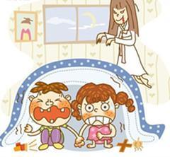 孩子怕黑、怕鬼怎麼辦?教你7招消除膽小寶寶對黑暗的恐懼 - 每日頭條