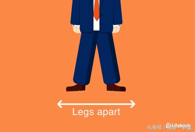 6種「腳的姿勢」教你一秒看懂對方的心裡想法! - 每日頭條