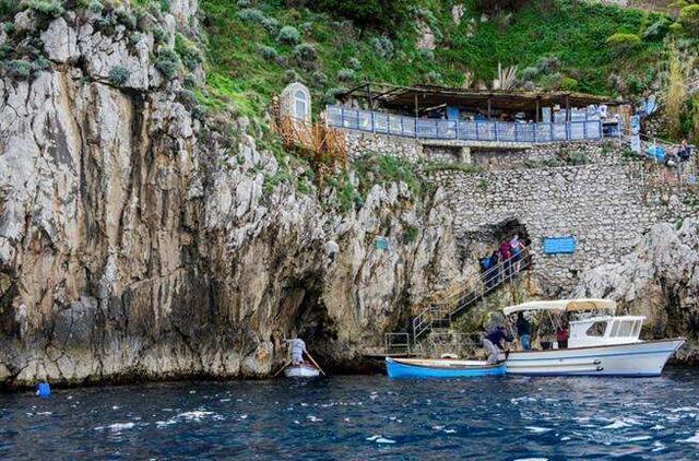 義大利卡不里島一游 - 每日頭條