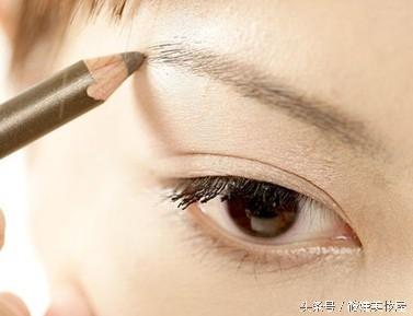 初學者如何畫眉毛?如何畫好看眉毛? - 每日頭條
