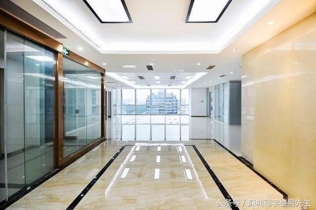 南山科技園 華潤大沖商務中心 地鐵口甲級寫字樓 - 每日頭條