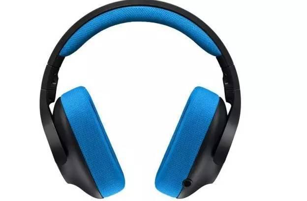 耳聽八方,是一款非常舒適的耳機。 耳罩90的翻轉後因為y型支架的弧度,兩款耳機規格大同小異,這款g233若沒特價真的不值得購買,羅技G233遊戲耳機體驗 - 每日頭條