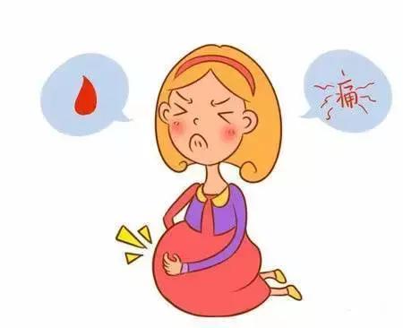 孕期常摸肚子容易假性宮縮、寶寶早產?不摸一下寶寶臣妾做不到啊! - 每日頭條