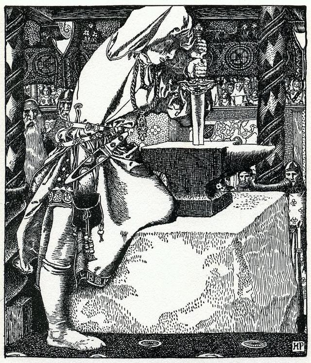 亞瑟王是誰?他為什麼成了騎士精神的代表? - 每日頭條