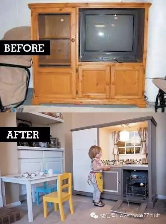 腦洞大開!DIY宜家風家居玩具~舊家具改造|為了娃。當一個改造專家吧! - 每日頭條