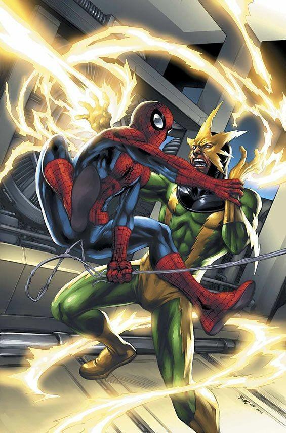 你的好鄰居和誰在街區旁打架?漫威蜘蛛俠的著名反派 - 每日頭條