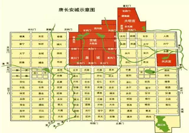 唐朝長安城竟然和藍田有這麼大的關係 - 每日頭條