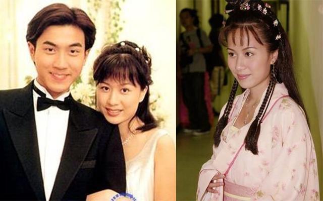 劉愷威,古天樂前女友,這些大臺息影「TVB古裝美人」現統統變美魔女 - 每日頭條