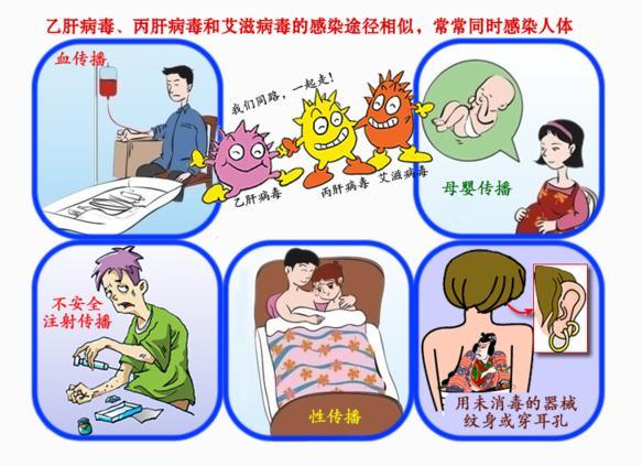 B肝疫苗抗體會逐年消失,C肝可治癒,這些肝病知識你要知道! - 每日頭條