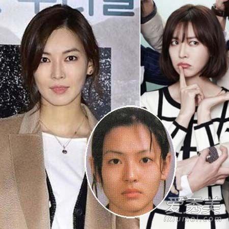 韓國女明星整容上癮 韓智敏黃靜茵樸敏英臉畸形 - 每日頭條