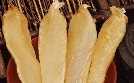 野生白花膠是什麼魚的鰾?價格通常多少錢一斤?30、35頭區別在哪? - 每日頭條