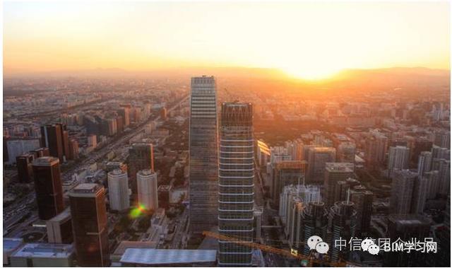 北京第一高樓「中國尊」2016年成長記 - 每日頭條