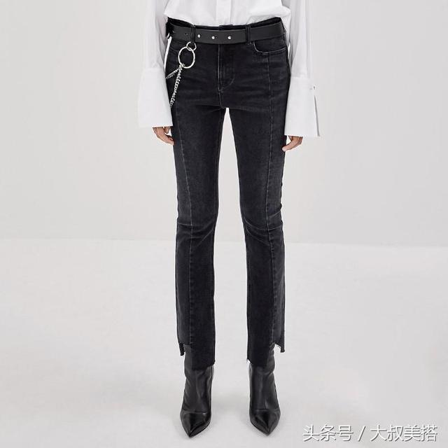 下半身「肉多」的女人。別亂穿這3種「牛仔褲」。穿錯顯屁股大! - 每日頭條