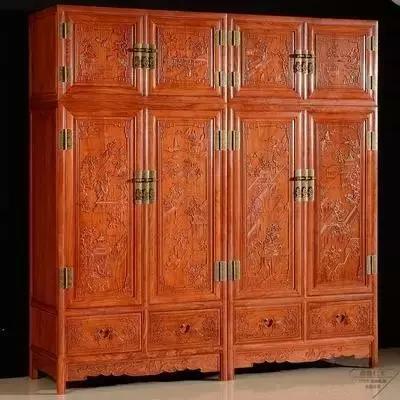 六種常用的紅木「櫃櫥」 - 每日頭條