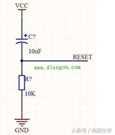 電容充放電時間計算方法 - 每日頭條