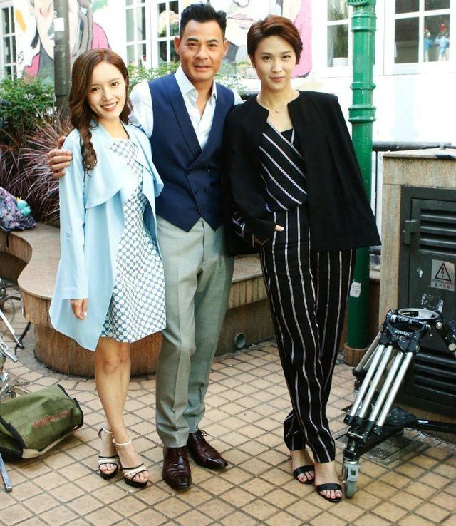 TVB小花,身高1米55卻獲封「仙氣女神」,今被爆是富豪之女 - 每日頭條